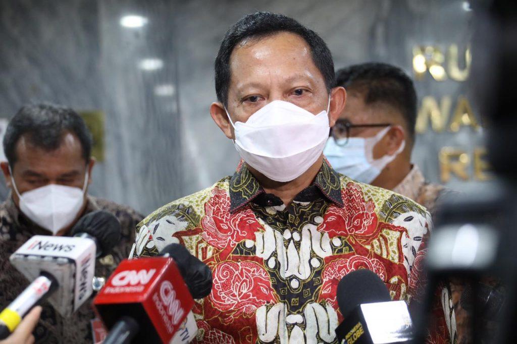 Mendagri Tito Karnavian Ingatkan Pemda untuk Proaktif Hadapi Bencana