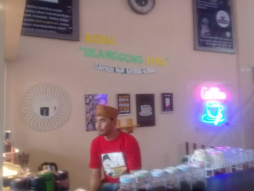 DLANGGUNG JIWA KEDAI COFFE & FRES MILK