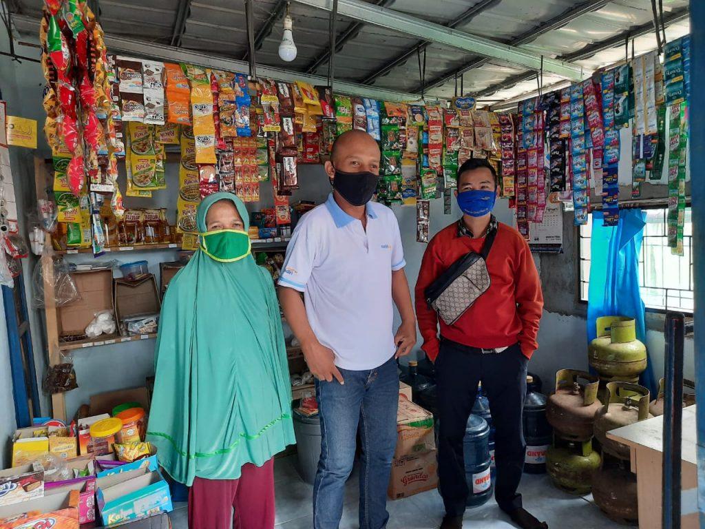 Warung Naura dan MAMI, Siap Fasilitasi Pengajuan Kredit Bank Mandiri