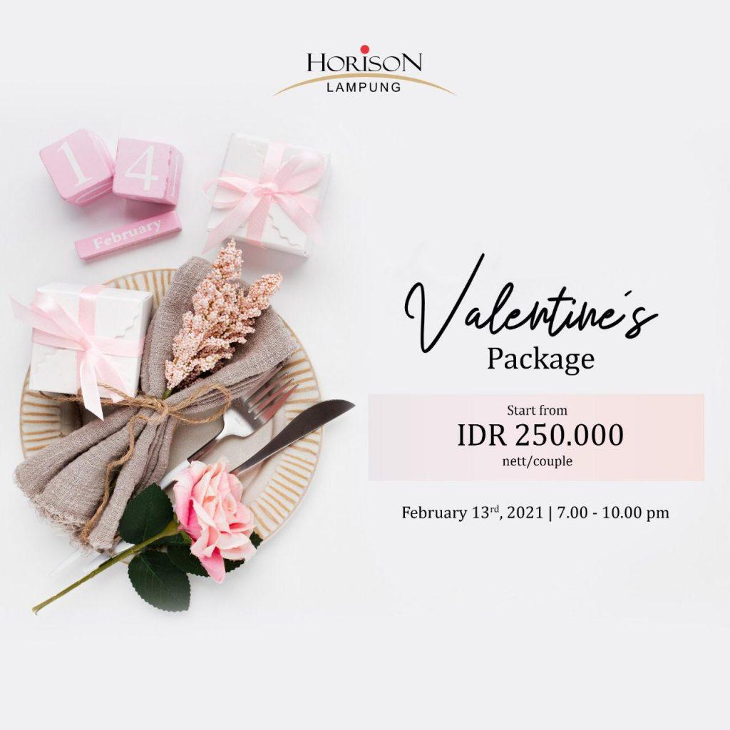 Hari Valentine, Inilah Promo Menarik di Hotel di Provinsi Lampung Ini